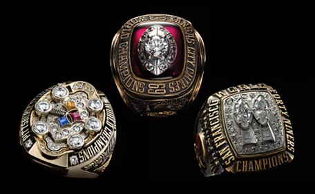 Super Bowl Rings   GIA 4Cs Blog